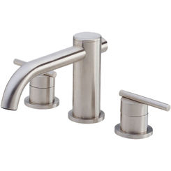 Click here to see Danze D305658BNT Danze D305658BNT Parma Three-Piece Roman Tub Trim - Brushed Nickel