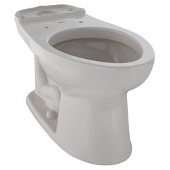 Click here to see Toto C744E#12 TOTO  Eco Drake and Drake Elongated Toilet Bowl, Sedona Beige - C744E#12