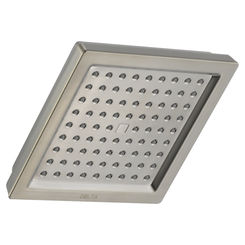 Click here to see Delta RP62283SS Delta RP62283SS Stainless Touch-Clean Raincan Showerhead