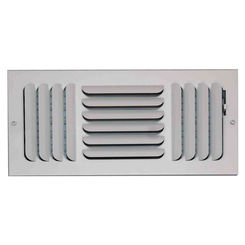 Click here to see Shoemaker 203-0-6X6 Shoemaker 203-0-6X6 3-Way Ceiling Diffuser
