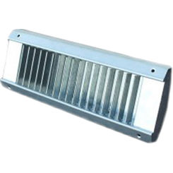 Click here to see Shoemaker USR52-0-12X3 12X3 White Vent Cover (Galvanized Steel)-Shoemaker USR52-0 Series