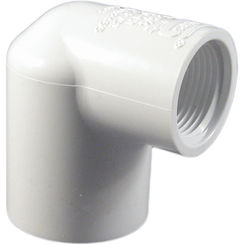 Click here to see Commodity  Schedule 40 PVC 90 Degree 1 x 3/4 Inch Elbow