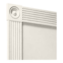 Click here to see Swanstone TC00105TR.010 Swanstone TC-105TR-010 White Trim Kit For 96