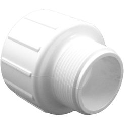 Click here to see Commodity  Schedule 40 PVC Male Adapter 1-1/4 x 1-1/2 Inch