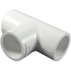 Click here to see Commodity  Schedule 40 PVC 1/2 Inch Tee