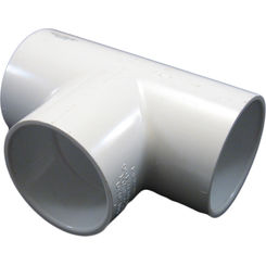Click here to see Commodity  Schedule 40 PVC 2 Inch Tee