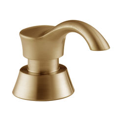 Click here to see Delta RP50781CZ Delta RP50781CZ Champagne Bronze Part Soap/Lotion Dispenser