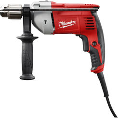 Click here to see Milwaukee 5376-20 Milwaukee 5376-20 Heavy Duty Corded Hammer Drill, 120 V, 8 A, 1/2 in Keyed Chuck, 0 - 2800 rpm