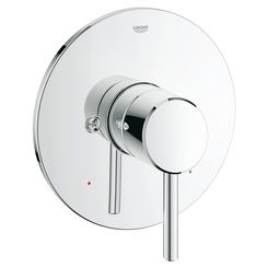 Click here to see Grohe 19457001 Grohe 19457001 Chrome Concetto Valve Trim