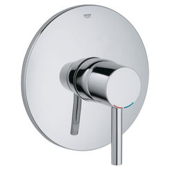 Click here to see Grohe 19347000 Grohe 19347000 Starlight Chrome Pressure Balance Valve Trim