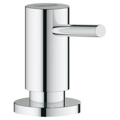 Click here to see Grohe 40535000 Grohe 40535000 Cosmopolitan Soap Dispenser, Starlight Chrome