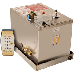 Click here to see Thermasol DS-4-250 Thermasol DS-4-250 Day Spa 4-Room Steam Generator