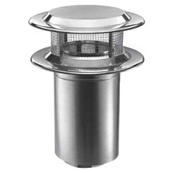 Click here to see M&G DuraVent 12DCA-VC DuraVent 12DCA-VC DuraChimney II 12-Inch Chimney Cap