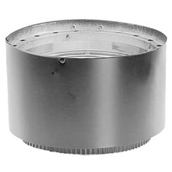 Click here to see M&G DuraVent 8880 DuraVent 8-Inch DVL Adapter Section - No Damper 8880 W/O - 8DVL-AD