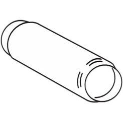 Click here to see Moen 96217 Moen 96217 Part Wall Tube Chateau 3V Tub and Shower 1