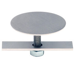 Click here to see Elkay LK126 Elkay LK126 Snap-In Faucet Hole Cover, Brushed Stainless Steel