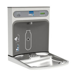 Click here to see Elkay EZWSRK Elkay EZWSRK Stainless Steel EZH2O RetroFit Bottle Filling Station