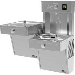 Click here to see Elkay VRCTL8WSK Elkay VRCTL8WSK EZH2O Bottle Filling Station, Bi-Level Cooler, Stainless