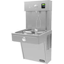 Click here to see Elkay VRC8WSK Elkay VRC8WSK EZH2O Bottle Filling Station & Single Cooler, Stainless
