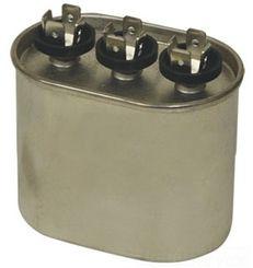 Click here to see Mars 12907 Mars 12907 Motor Run Capacitor, 7.5 MFD, 370V, Oval