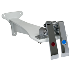 Click here to see American Standard 7676.129.002 American Standard 7676.129.002 Self-Closing Double Knee-Action Valve, Chrome
