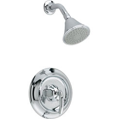 Click here to see American Standard T038.501.002 American Standard T038.501.002 Tropic Shower Only Trim Kit,  Chrome