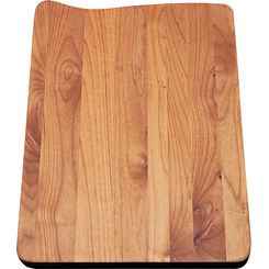 Click here to see Blanco 440228 Blanco 440228 Wooden Cutting Board (Fits Diamond 1-3/4 Bowl)(Red Alder)