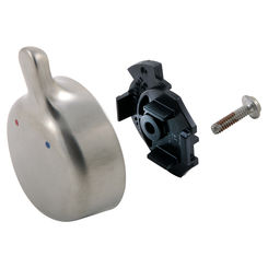 Click here to see Delta RP73642SS Delta RP73642SS Temperature Knob and Cover - 17 Series, Stainless