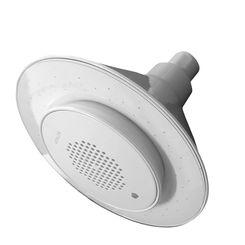 Click here to see Kohler 9245-0 Kohler K-9245-0 Moxie 2.5 gpm Single-Function Showerhead with Speaker - White