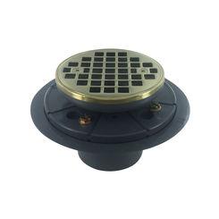 Click here to see Kohler 9135-PB Kohler K-9135-PB Polished Brass Tile-In Round Shower Drain
