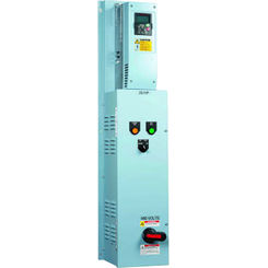 Click here to see Honeywell NXBK0030CS10200000 Honeywell NXBK0030CS10200000 30HP NXS VFD & 2 Contactor Cool Blue Bypass Variable Frequency Drive