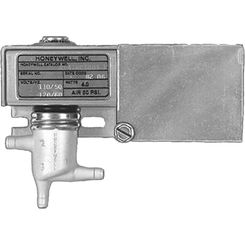Click here to see Honeywell RP818A1004 Honeywell RP818A1004/U 24 Vac Surface Mounted Electric / Pneumatic Relay