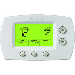 Click here to see Honeywell TH6320R1004 Honeywell TH6320R1004 FocusPRO 5-1-1 Programmable Wireless Thermostat