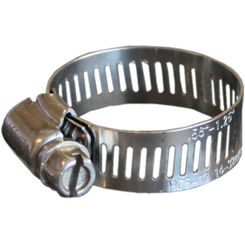 Click here to see Murray HSS8 #8 Stainless Steel Clamp 5/16