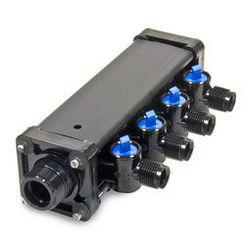 Click here to see Viega 49043 Viega 49043 4-Port MiniBloc 1/2