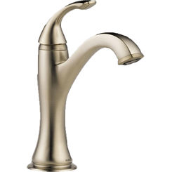 Click here to see Brizo 65085LF-BN Brizo 6508LF-BN Charlotte One Handle Bathroom Faucet in Brushed Nickel