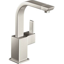Click here to see Moen S5170SRS Moen S5170SRS 90 Degree One Handle Bar Faucet Spot Resistant Stainless