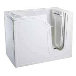 Click here to see Mansfield 8410-WHT Mansfield Restore Walk-in Air Bath- Right Hand Drain Model 8410-WHT