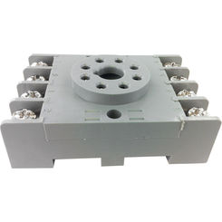Click here to see Heatlink 45032 HeatLink 45032 24V 8-Pin Round Socket for AC DPDT Pump Relay