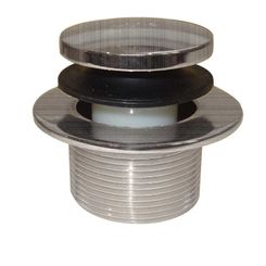 Click here to see Brasstech 274/20 Brasstech 274/20 Stainless Steel Toe Touch Tub Drain And Plate