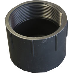 Click here to see Commodity  2 Inch ABS Female Adapter, ABS Construction