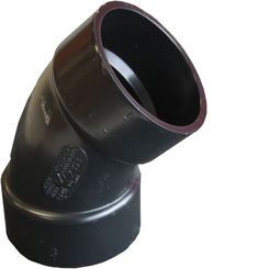 Click here to see Commodity  2 Inch ABS 45 Degree Elbow, ABS Construction