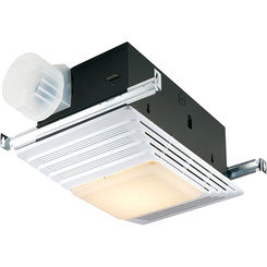 Click here to see Broan 657 Broan-Nutone 657 70 CFM Bath Vent Fan with Light - 4.0 Sones