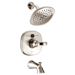 Click here to see Delta T14403-PNT2O Delta T14403-PNT2O Transitional Temp2O Polished Nickel Tub/Shower Trim