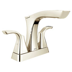Click here to see Delta 2552-MPU-DST Delta 2552-MPU-DST Tesla Polished Chrome Two-Handle Lavatory Faucet