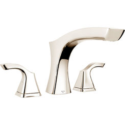 Click here to see Delta T2752-PN Delta T2752-PN Polished Nickel Roman Tub Faucet Trim