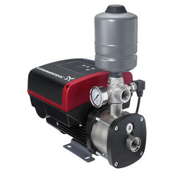 Click here to see Grundfos 98810921 Grundfos CMBE 1-75 Booster Pump - 10 GPM at 55-80 PSI, 1 HP, 115V - Grundfos 98810921