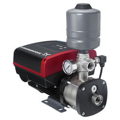 Click here to see Grundfos 98548110 Grundfos CMBE 1-75 Booster Pump - 15 GPM at 30-45 PSI, 1-1/2 HP, 230V - Grundfos 98548110