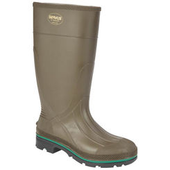 Click here to see Servus 75120-12 Servus Northerner 75120-12 Non-Insulated Knee Boot, NO 12, Men's, Olive Green, PVC