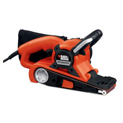 Click here to see Black & Decker DS321 Dragster DS321 Corded Sander, 7 A, 800 fpm, 3 X 21 in